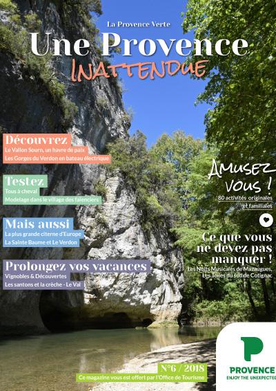 Documentation De LOffice Tourisme La Provence Verte