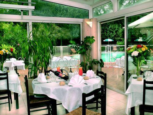 Le Jardin des Adrets (hôtel Ibis Provence Verte)