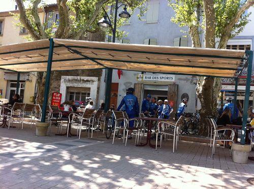 Cafe De Paris Vidauban