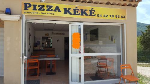 Pizza Kéké