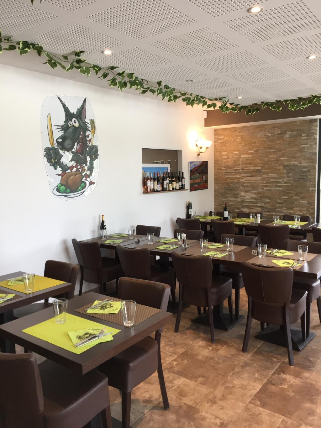 L 39 atrium restaurants rians office de tourisme de - Office tourisme saint maximin la sainte baume ...