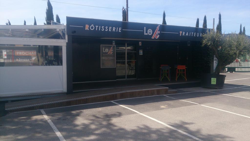 Le k restaurants saint maximin la sainte baume - Office tourisme saint maximin la sainte baume ...