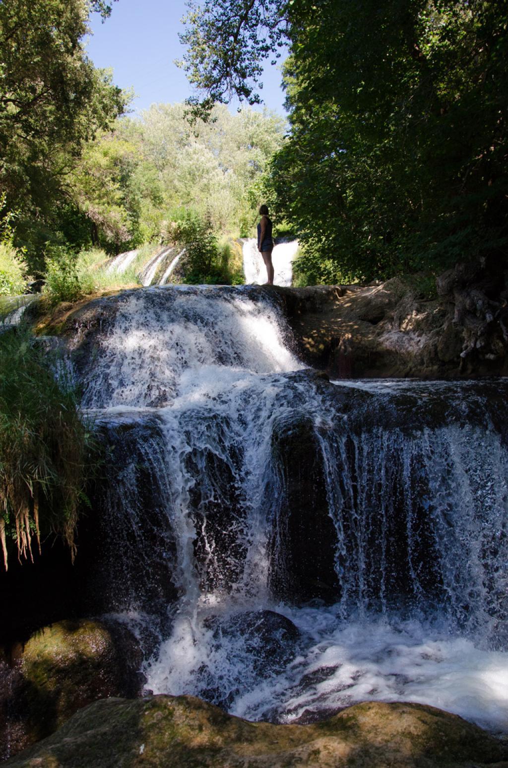 Chutes du caramy sites naturels carc s office de - Office tourisme saint maximin la sainte baume ...