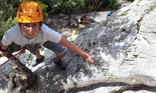 Camp 4, l'aventure verticale