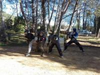 Le val paintball