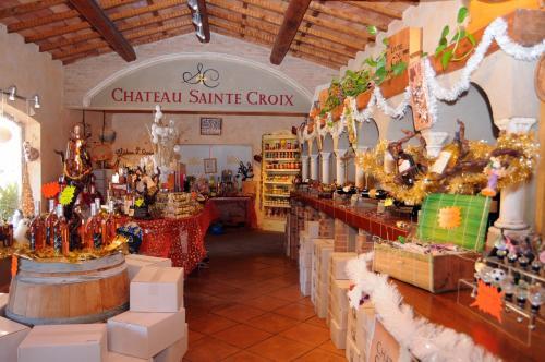 Château Sainte Croix - SARL Pélépol & Fils