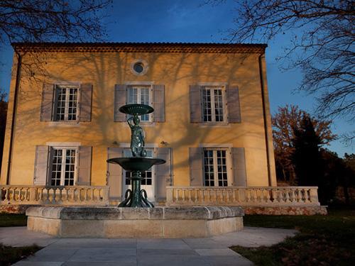 Château  la Prégentière