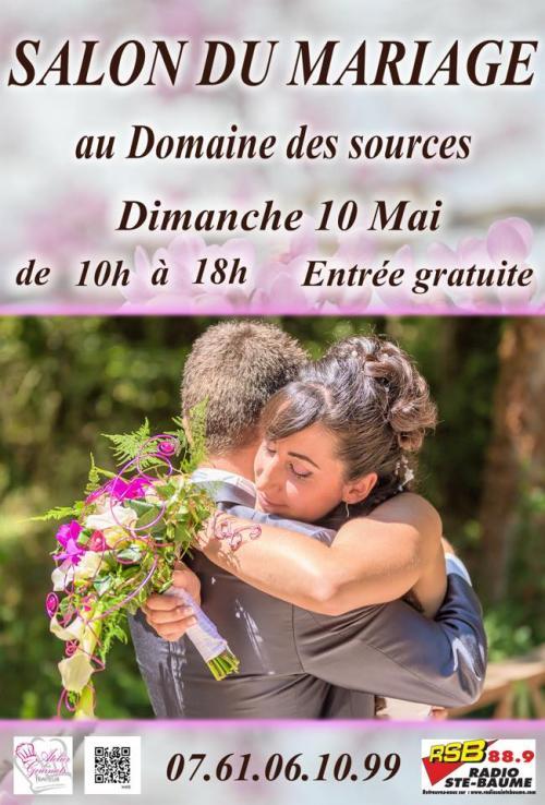 Salon du mariage foire salon saint maximin la sainte baume 10 05 2015 office de - Salon du mariage caen 2015 ...