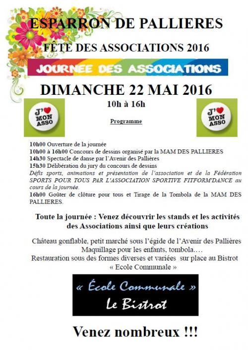 Journ e des associations foire salon esparron de - Journee des associations salon de provence ...