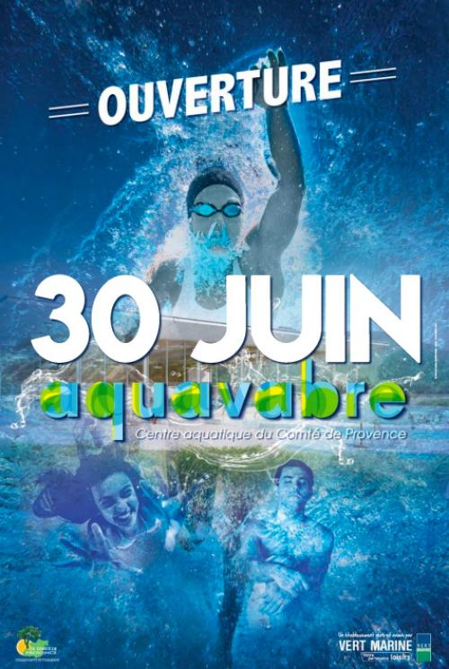 Ouverture piscine aquavabre ev nement sportif for Piscine de brignoles