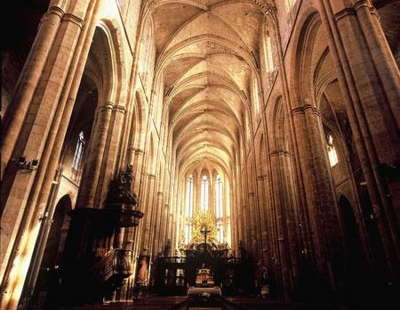 Visite secrète du 3ème tombeau de la chrétienté