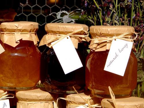 De la ruche au pot de miel