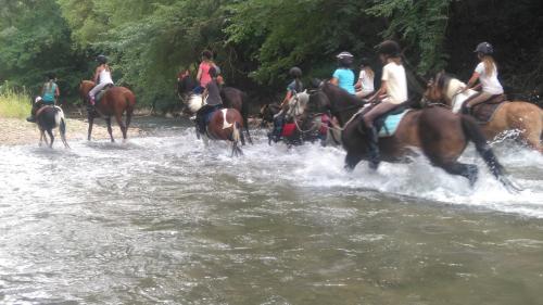 Rando à cheval ou poney