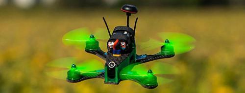Initiation au pilotage de drone