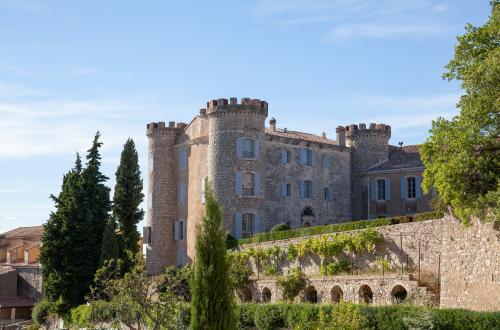 Château de Saint Martin de Pallières