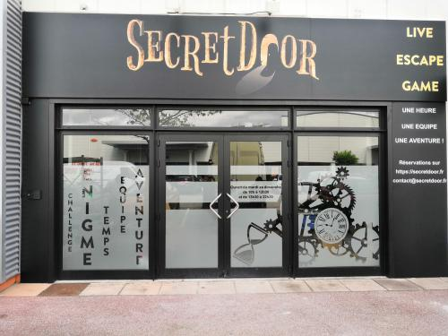 Escape Game Secret Door