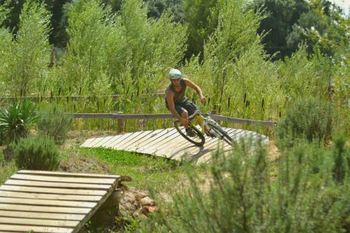 Bike park (parcours libre)