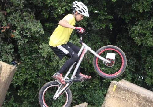 VTT Trial ou BMX (activité encadrée)