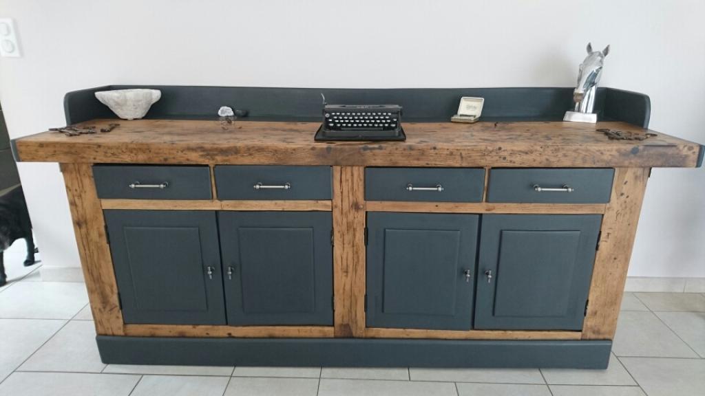 Ebeniste Aix En Provence artisan d'art - mobilier d'intérieur en provence autour de