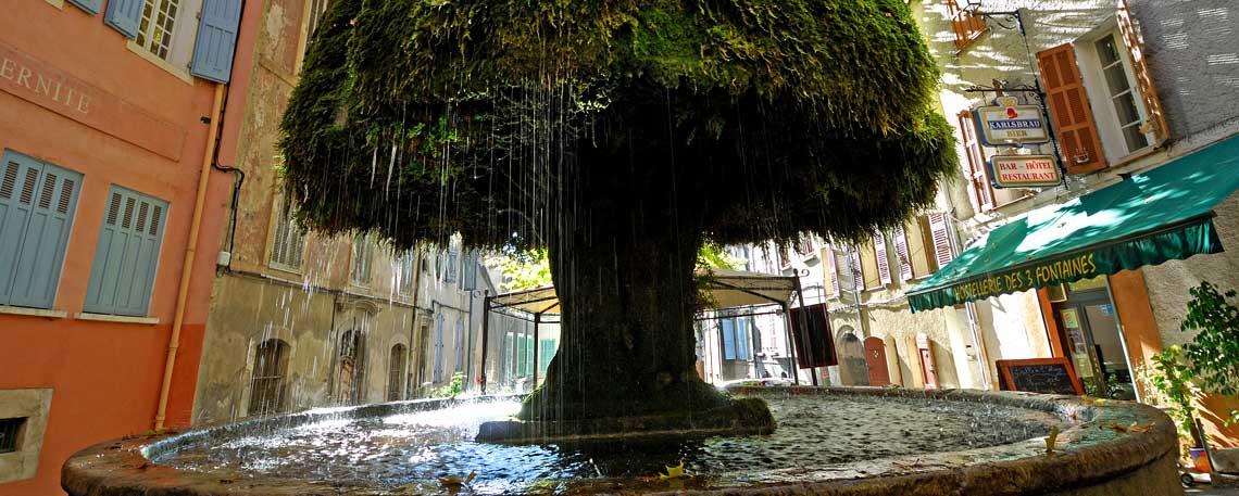 Fontaines de Barjols