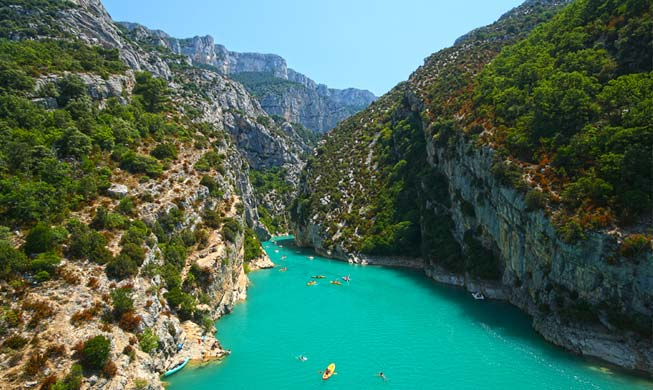 gorges du verdon photo -