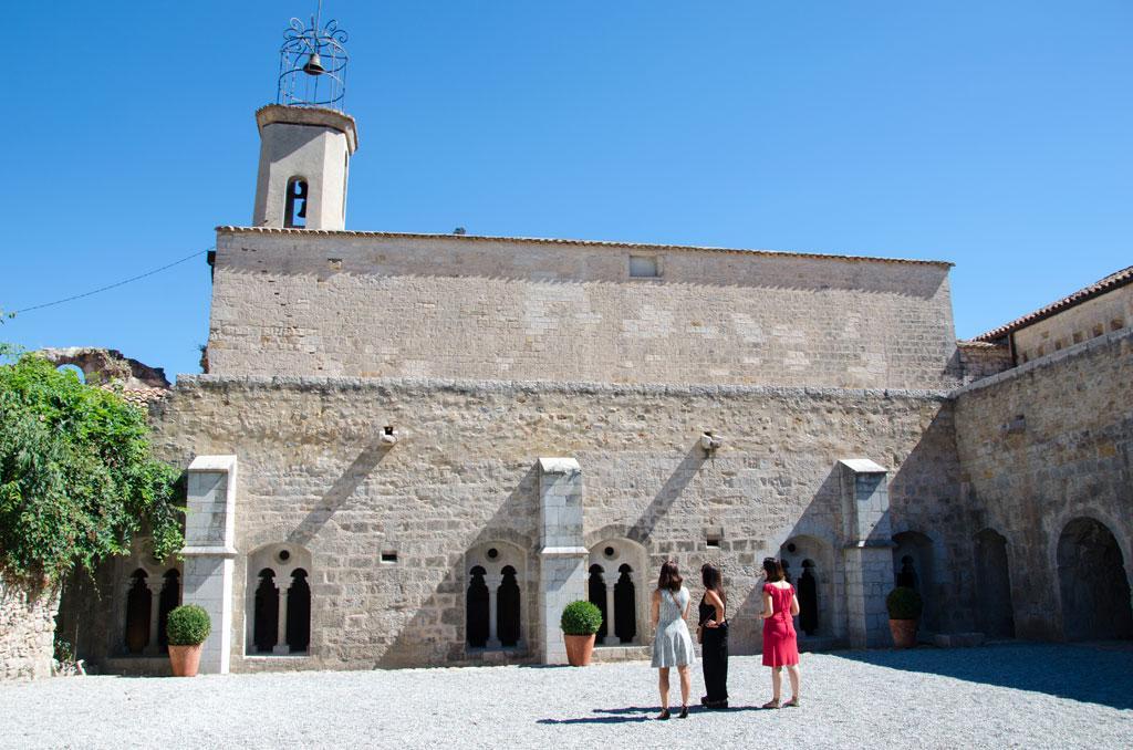 Abbaye de la celle culture patrimoine la celle - Office tourisme saint maximin la sainte baume ...