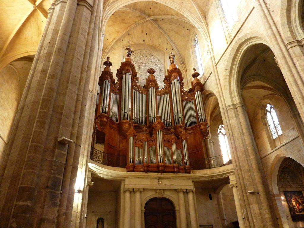 Basilique sainte marie madeleine culture patrimoine - Office tourisme saint maximin la sainte baume ...