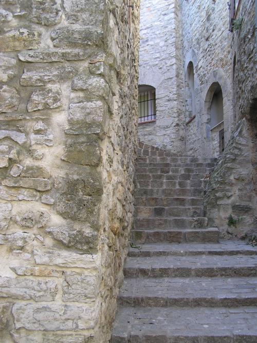 Coeur médiéval et château