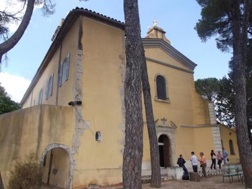 Sanctuaire Notre Dame de Grâces