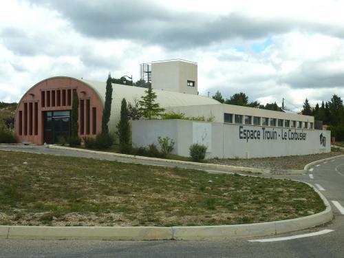 Bâtiment Le Corbusier