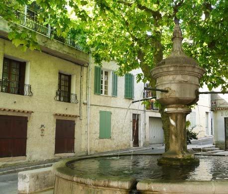 Nans les pins visitez ce village typique de la provence verte - Salon de provence nombre d habitants ...