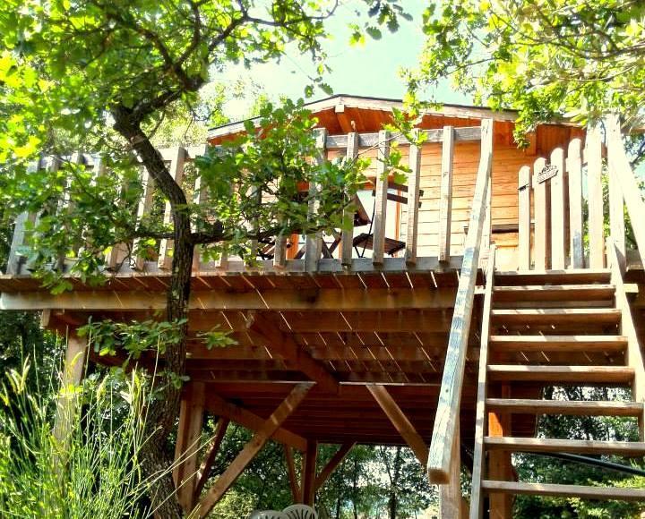 Cabane insolite, yourte, maison troglodyte, roulotte en Provence ...