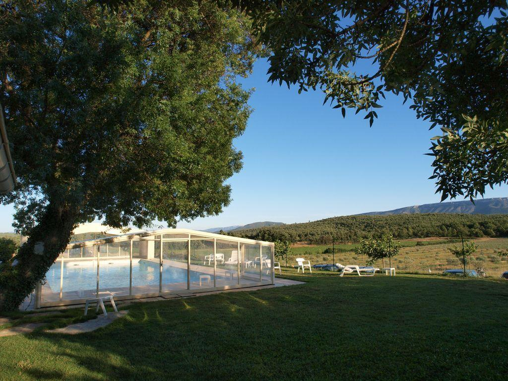 Location vacances olli res en provence verte g te n 150 office de tourisme de saint - Location vacances office du tourisme ...