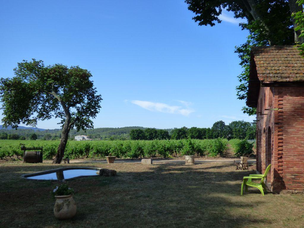 Location vacances cotignac en provence verte g te n 614 office de tourisme de saint - Location vacances office du tourisme ...