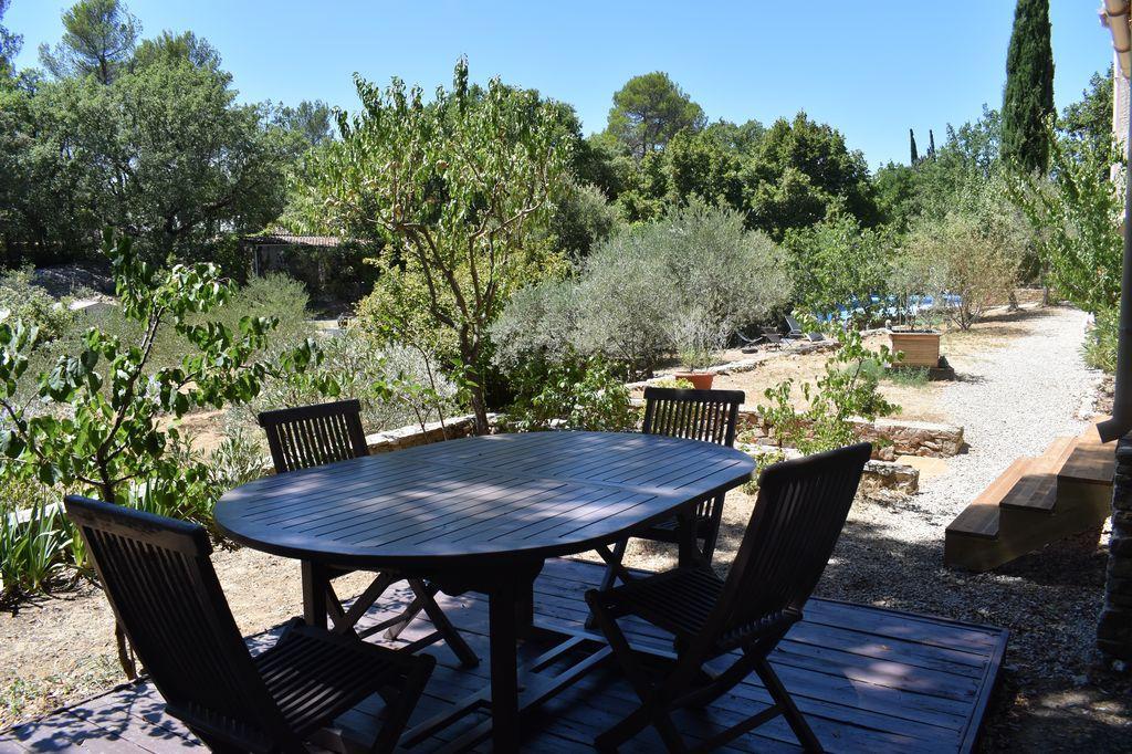 Location vacances barjols en provence verte g te n 731 office de tourisme de barjols - Location vacances office du tourisme ...